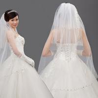 Princess bridal veil the wedding veil bridal veil handmade ts005
