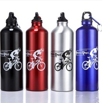 Ride water bottle aluminum alloy 700ml sitair ride sports water bottle ride