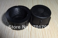 plastic end cap for the 13.5mm BLACK waterproof pigtail