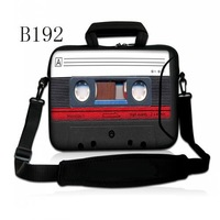 "Cassette 14"" Laptop  Shoulder Case Bag For Macbook Pro 15 Retina / Alienware M14x Dell Inspiron 14R 14Z / Asus U47A"