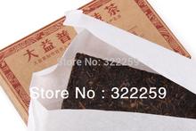 GREENFIELD PROMOTION 2013 Yunnan Menghai Dayi TAETEA Classical 7562 Puer Pu erh Brick Tea 250g
