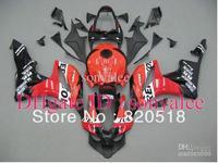 Injection mold red white black fairings for HONDA CBR600RR F5 2007 2008 2007-2008 CBR 600 RR 07 08 07-08 CBR600 600RR fairing ki
