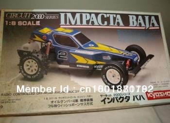 Kyosho BAJA Impacta 1/8 Scale RC Model Kit 2000 Series