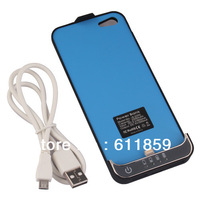 New arrival 2200mAh External Backup Battery Charger Case for apple iphone 5 make your iphone 5 working longer