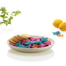 Hsbc prato de frutas de plástico prato de sobremesa frutas secas placa sementes definir(China (Mainland))