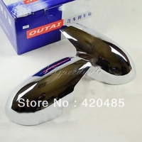 2011 2012 Kia Sportage ABS Rearview Side Mirror Cover Trim Without Blinker