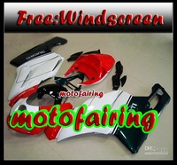 motofairing -free shipping motorcycle fairing kit for 2003 2004 DUCATI 749 999 749R 749S 999S bodywo