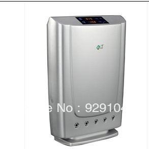 high quality Plasma and Ozone Air Purifier GL-3190 for Home/Office Remote Control ozone anion can choose(China (Mainland))