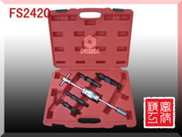 Automotive tools 5 piece set bearing pull code bearing pull code gearbox bearing disassembly