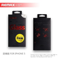 Remax for mobile protective sticker iphone five magic glass sticker anti-explosion