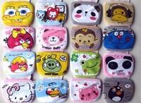 Kid Children Cute cartoon fashion cotton dust respirator anti-dust mask face mask wholesale 10 pcs/lot