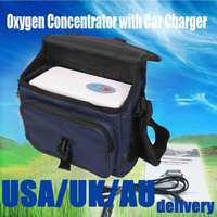 2013 NEW PORTABLE OXYGEN CONCENTRATOR GENERATOR TRAVEL/CAR OXYGEN MACHINE