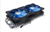 New 4 Heat Pipe NVIDIA/ATI Graphics Card Cooler Fan Deepcool V4600 Cooling Fan