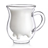 Hot-selling milk cup coffee cup  tea cup juice cup heat resistant
