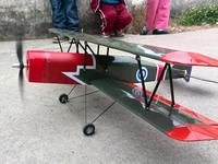 RTF 2.4G RC SE5A  World War 1 aircraft.