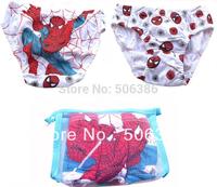 Free shipping mix designs boy & girl's underwear,famous cartoon characters Kid's Underwear,boy & girl's trunk,children underwear