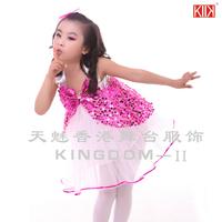 Butterfly tulle dress child costume female child dance dress flower girl princess dress puff skirt rose