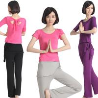 Modal yoga clothes piece set female dance clothes yoga clothing