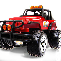 Free shipping rechargable large-scale RC Car off-road vehicles SUV toy car hummer design size 28*18*17cm Remote Control Car