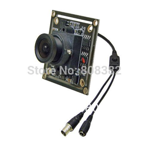 HD 700TVL D-WDR 1/3'' Panasonic CCD Mini CCTV Security Home Surveillance Tiny FPV PCB Board Camera OSD(China (Mainland))