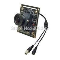 HD 700TVL D-WDR 1/3'' Panasonic CCD Mini CCTV Security Home Surveillance Tiny FPV PCB Board Camera OSD