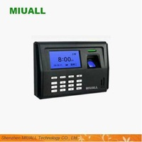 F6-Fingerprint time attendance system