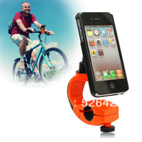Universal Mobile Phone Compact Camera Bike Bicycle Mount Holder For IPhone 4 4S