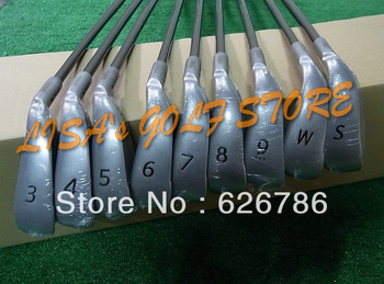 G20 Golf Irons 3~9PW,SW 9pcs/lot Steel R/S Flex Shaft Golf Clubs Free Shipping and headcover
