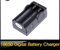 New Battery Charger for 18650 Rechargeable Li-Ion 3.6V 3.7V
