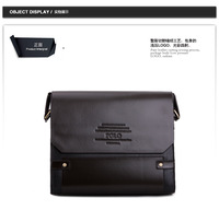 Five Style Men's Business Casual Fashion Bag, Single Shoulder Inclined Ku Fashion Bag/39503 Cross-section 33*28*8