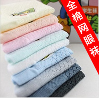 Free shipping! children summer thin mesh breathable cotton kids socks 24pairs