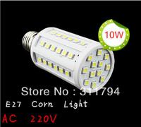 2 Pcs/Corn LED Bulb E27 AC/220V E27 10w 12W 20W 166pcs LED Lamp White Spotlight 360 Degree LED Lighting Corn lamp Free Shipping
