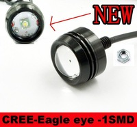 NEW  car cree led Eagle Eye Tail light Backup Rear Lamp White Color