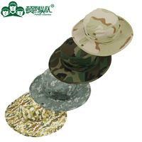 Free shipping patton columns jungle series boonie hat