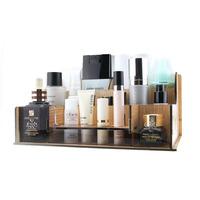 FreeShipping Acrylic desktop cosmetics diy storage box storage box drawer Large wool