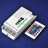 IR Remote LED RGB Music Controller