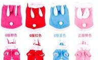 Wholesale cute dog clothing 5 PCS/lot, rabbit beautiful dog/pet clothes,new arrival
