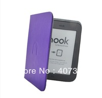 High quality pu cover case for Noble nook simple touch 2nd/3th free shipping 3pcs/lot
