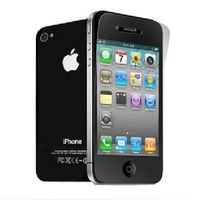 High Clear Front Screen Protector For iPhone 4 4S Wholesales Free Shipping