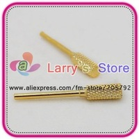 Free-ship Round Style Original Nail Drill Accessories Pro Carbide Bits Inverted Backfill Demand Gold Sanding Electric File Metal
