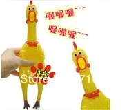 17/32/42cm Screaming Chicken Pet product hot sale Sound Dog Toys