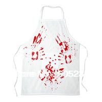 Bloody BBQ Apron Butchered Butchers Apron