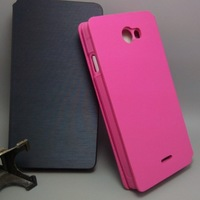 original iocean x7 smartphone leather case new design flip case Free shipping