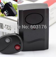 Free Shipping Bicycle Remote Control Shock Sensor Burglar Alarm Bike Siren Alertor cycling Lock Guard Against Theft