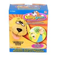 Cuddleuppets child blanket tv blanket animal child blanket tv child blanket