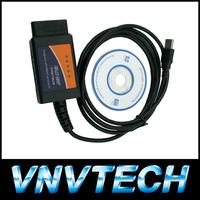 1.5V,ELM327 USB Interface Scanner, OBDII OBD2 CAN-BUS Diagnostic Scanner