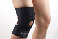Adjustable Knee Guard Support, sport protection knee support Tendon Brace Strap Stabilizer Pad