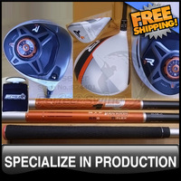 2013 New Golf Club R-1 Golf Driver with Adjustable Loft with Aldila RIP Phenom Shafts Wrench & Headcovers included