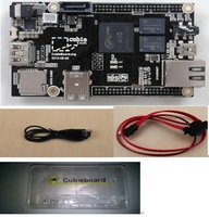 Raspberry Pi Enhanced Version MINI PC cubieboard 1GB+free shipping