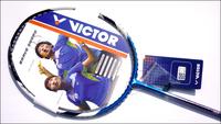 Free shipping victor brave sword 12 badminton racket